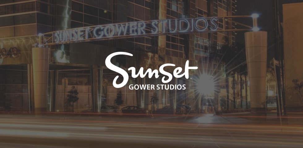 Sunset Gower Studios Logo