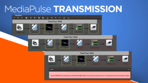 MediaPulse Transmission Visualizer