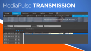MediaPulse Transmission Resource Compatibility
